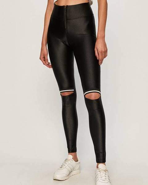 Černé kalhoty LABELLAMAFIA