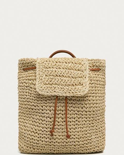 Béžový batoh ANSWEAR