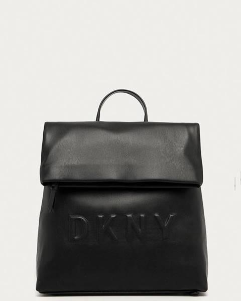 Černý batoh dkny