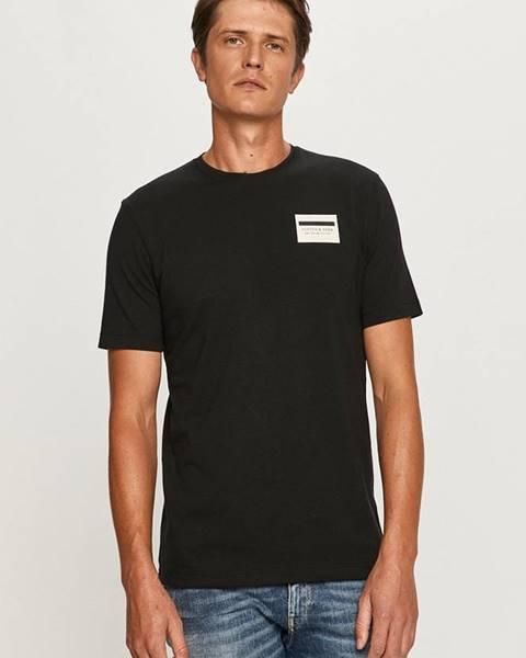 Černé tričko scotch & soda