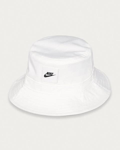 Bílá čepice Nike Sportswear
