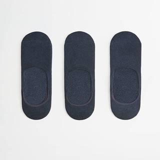Mango Man - Kotníkové ponožky Pink Nav (3-pack)