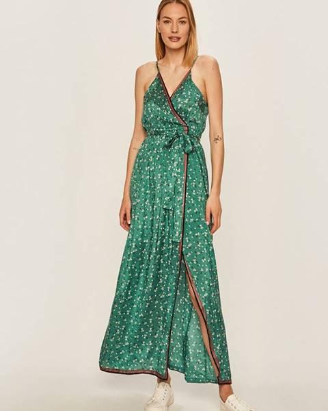 Zelené šaty Billabong