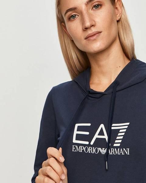Mikina EA7 Emporio Armani