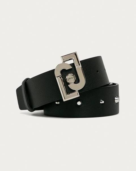 Černý pásek Liu Jo