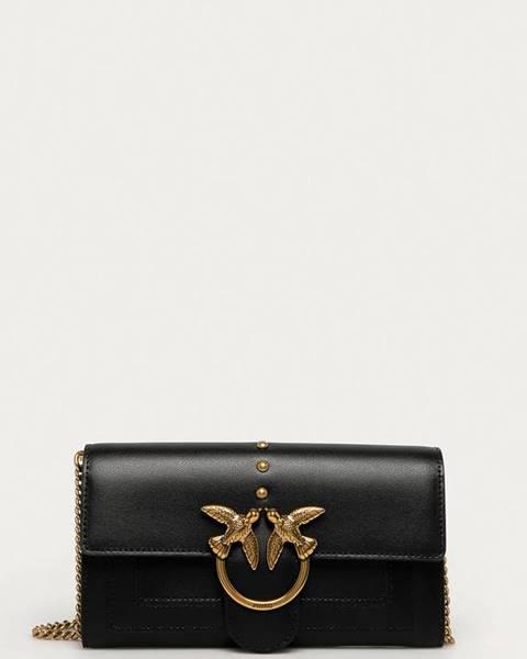 Černá peněženka Pinko