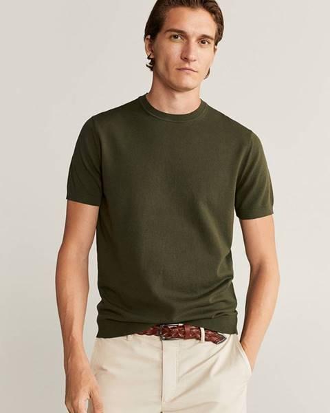 Zelené tričko Mango Man