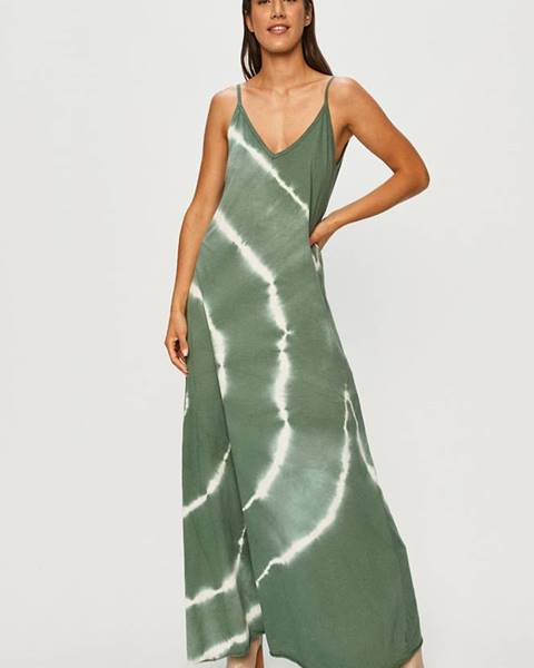 Tyrkysové šaty Answear Lab