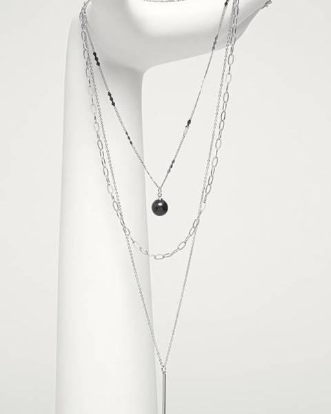 Stříbrný náhrdelník MEDICINE