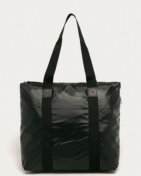 Černá taška Rains