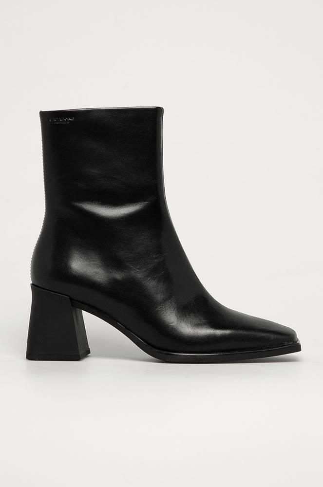 vagabond Vagabond - Kožené kotníkové boty Hedda