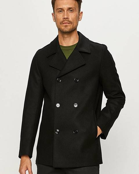 Černá bunda HUGO