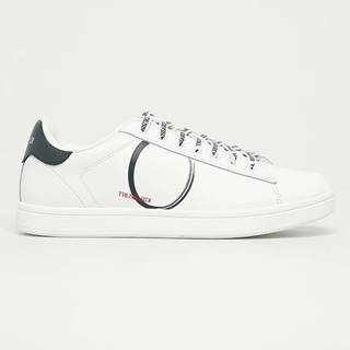 Trussardi Jeans - Kožené boty
