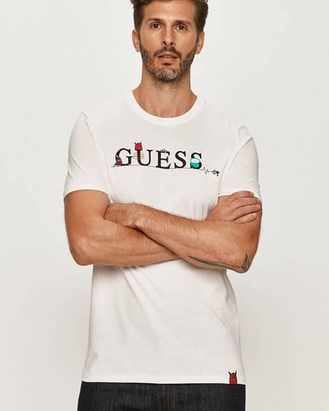 Tričko Guess