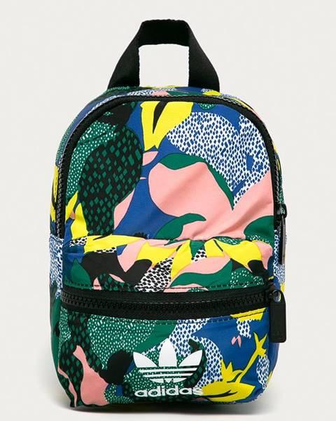Vícebarevný batoh adidas originals