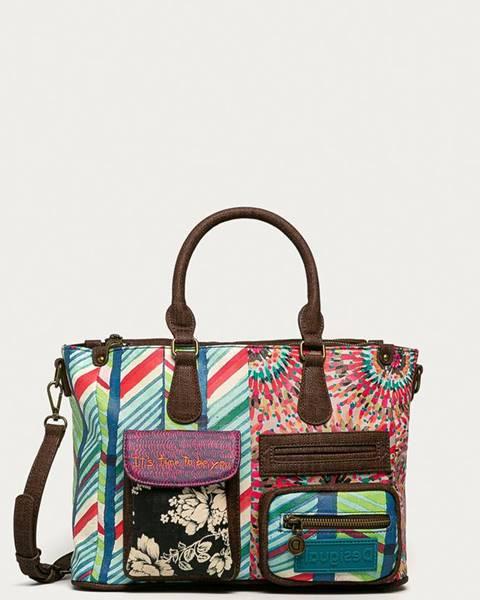 Vícebarevná kabelka desigual