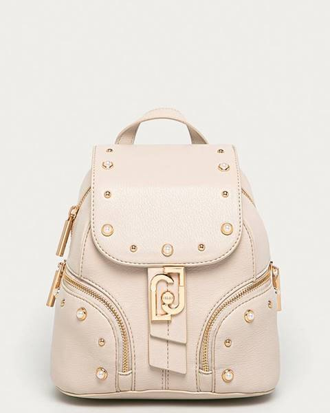 Béžový batoh Liu Jo