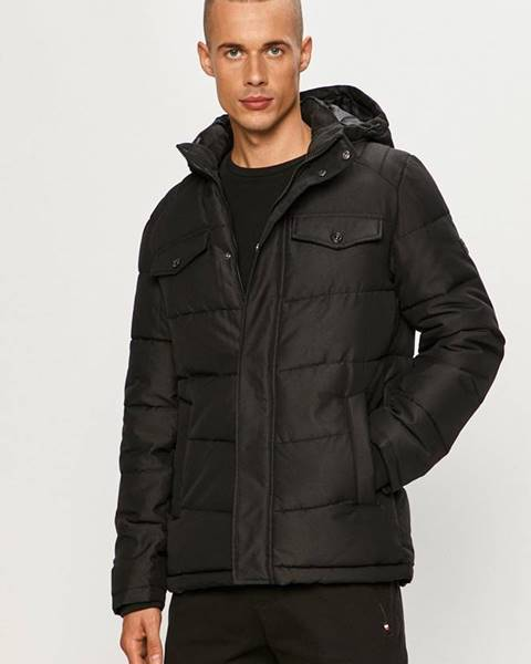 Černá bunda jack & jones