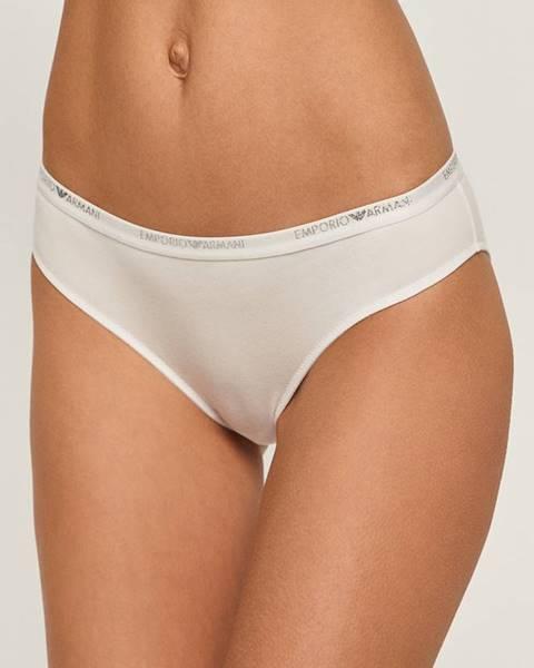 Bílé spodní prádlo Emporio Armani