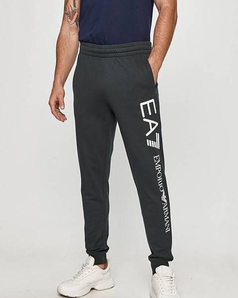 Kalhoty EA7 Emporio Armani