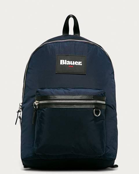Modrý batoh Blauer
