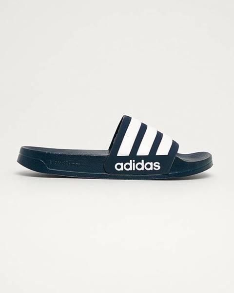 Modré boty adidas