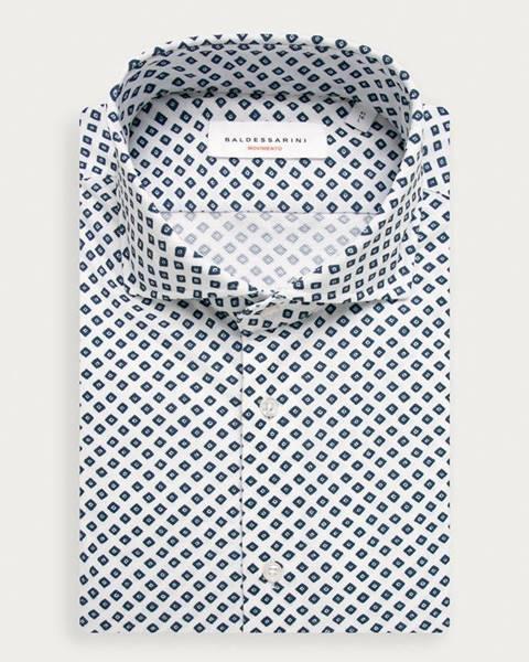 Bílá košile Baldessarini