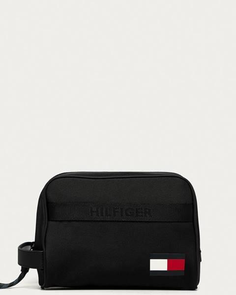 Černá taška tommy hilfiger