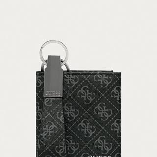 Guess Jeans - Kožená peněženka + klíčenka