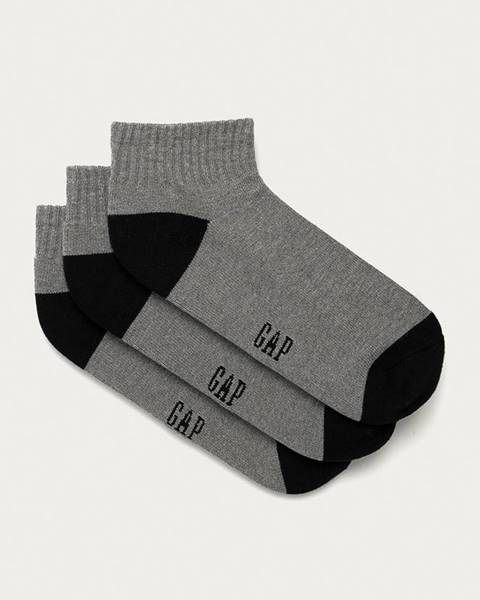 Šedé spodní prádlo GAP