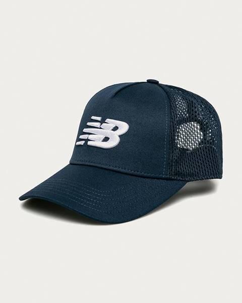 Modrá čepice new balance