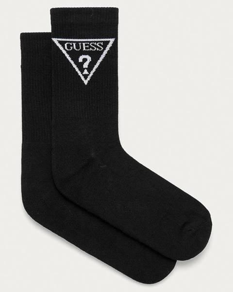 Černé spodní prádlo Guess