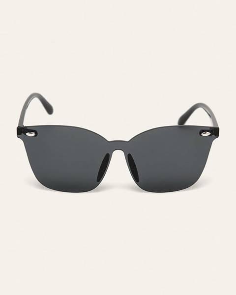 Černé brýle Haily's