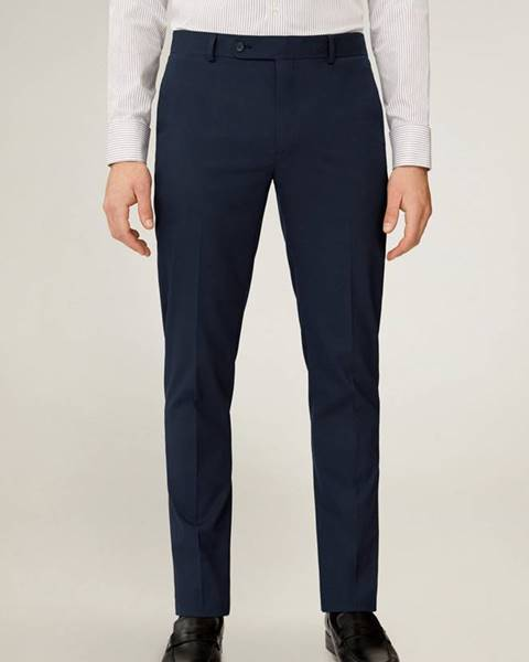 Modré kalhoty Mango Man
