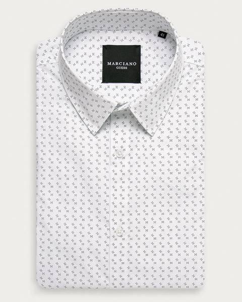 Bílá košile Marciano Guess