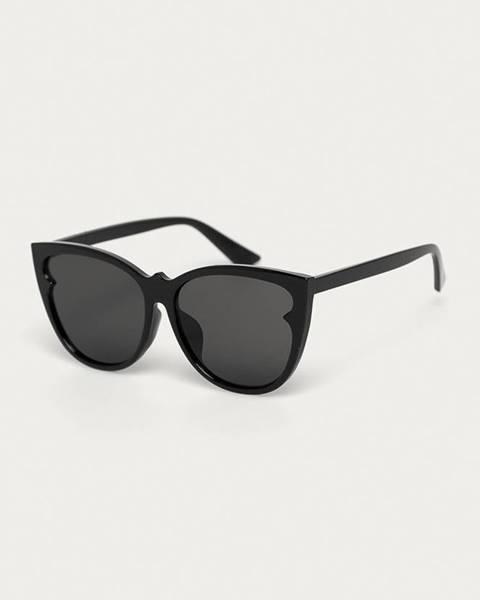 Černé brýle Answear Lab