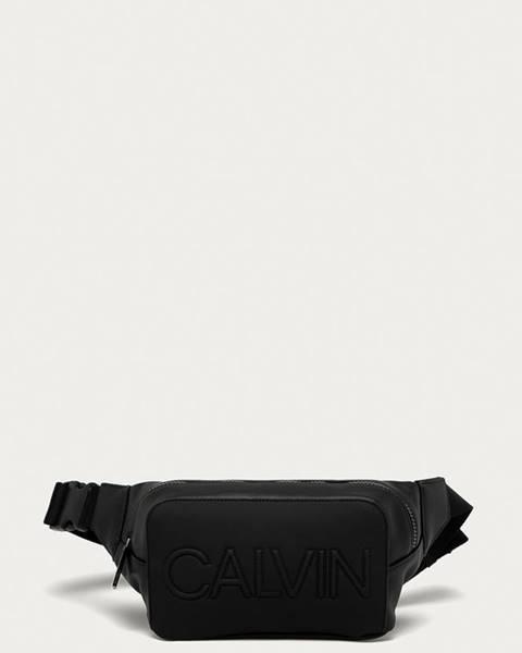 Černá ledvinka Calvin Klein