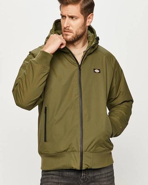 Zelená bunda Dickies