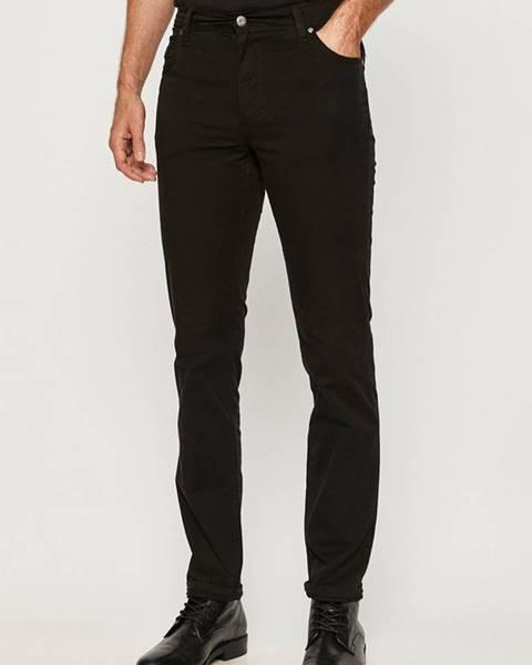 Černé kalhoty Mustang