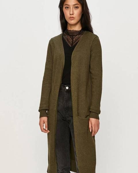 Zelený svetr jacqueline de yong