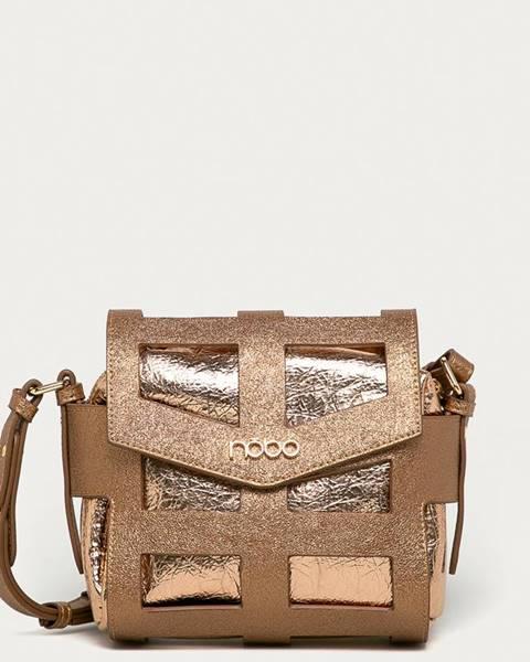 Zlatá kabelka NOBO