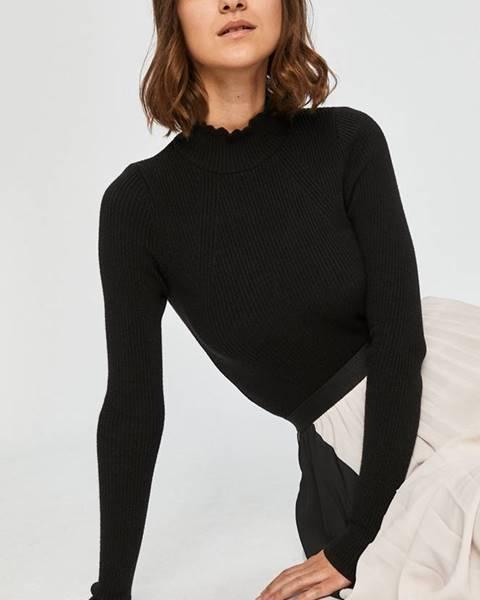 Černý svetr Answear Lab