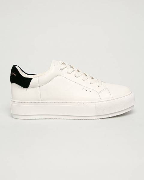 Bílé boty Kurt Geiger London