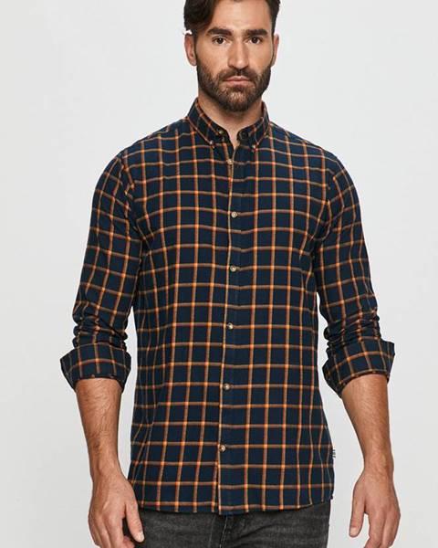 Modré tričko Tailored & Originals
