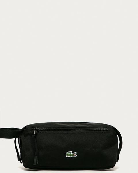 Černá taška lacoste