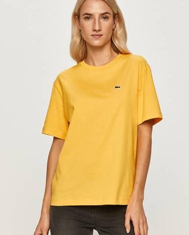 Topy, trička, tílka lacoste