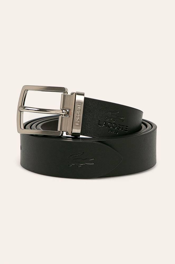 lacoste Lacoste - Kožený pásek