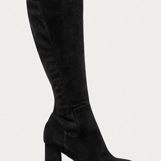 Wojas - Semišové boty