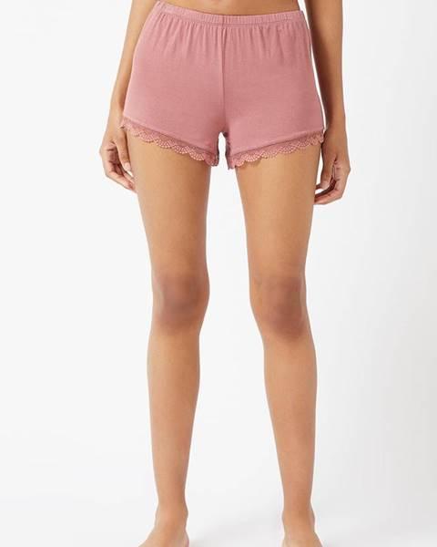 Růžové spodní prádlo Etam