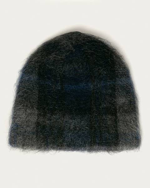Modrá čepice Stefanel